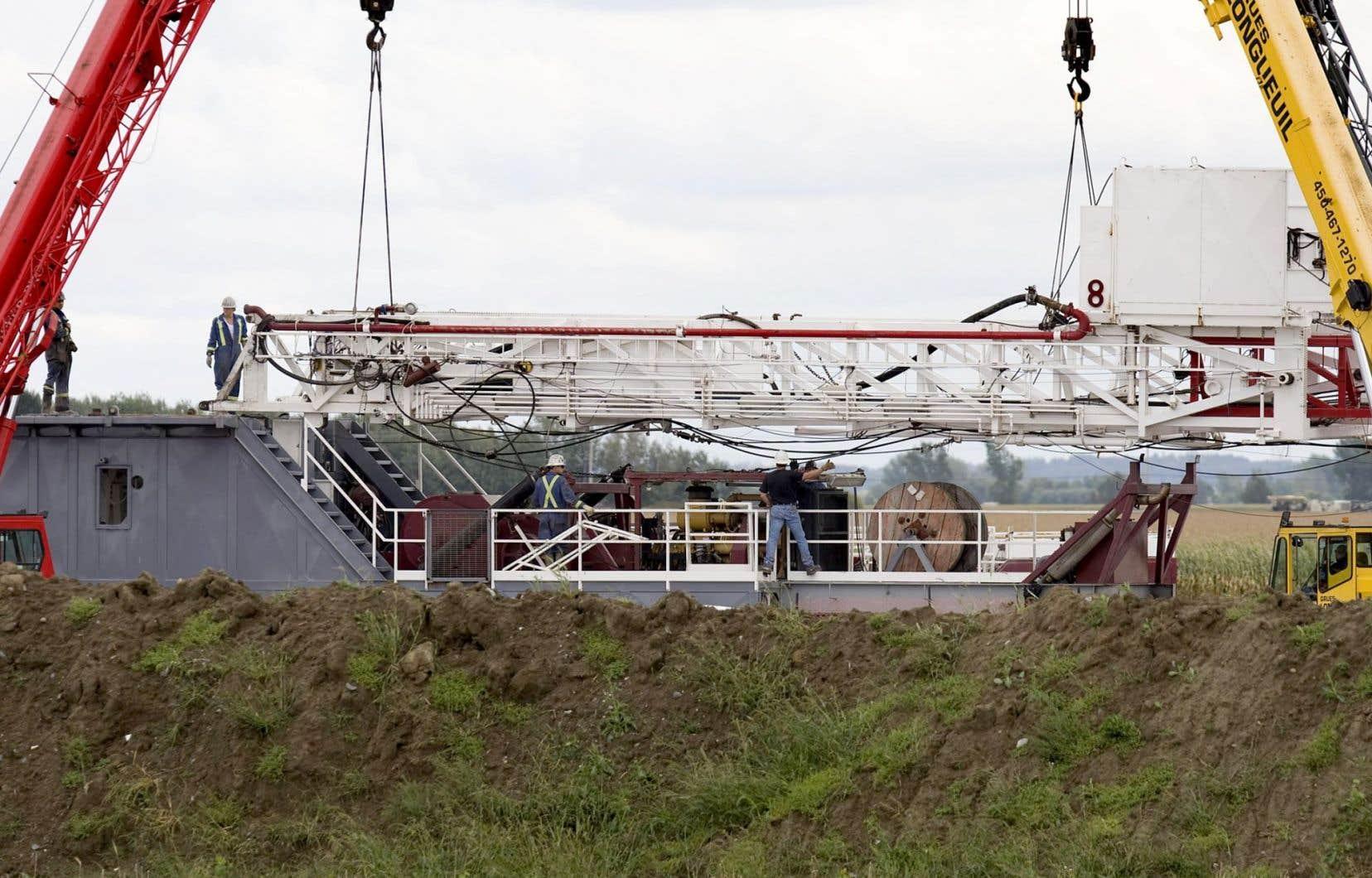 Dans son rapport déposé en début de semaine, le BAPE conclut que l'exploration en vue de trouver du gaz de schiste dans les basses terres du Saint-Laurent ne comportent pas assez d'avantages pour le Québec.