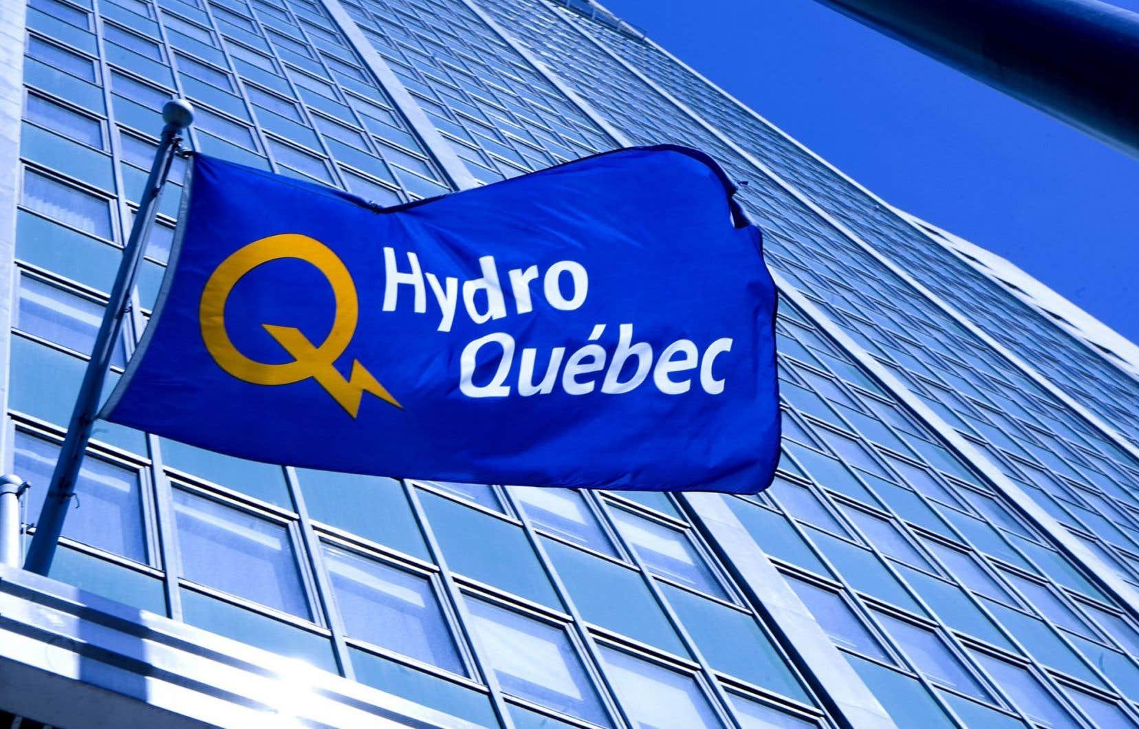 Ce projet représente une occasion pour Hydro-Québec d'écouler ses surplus dans la province.<br />