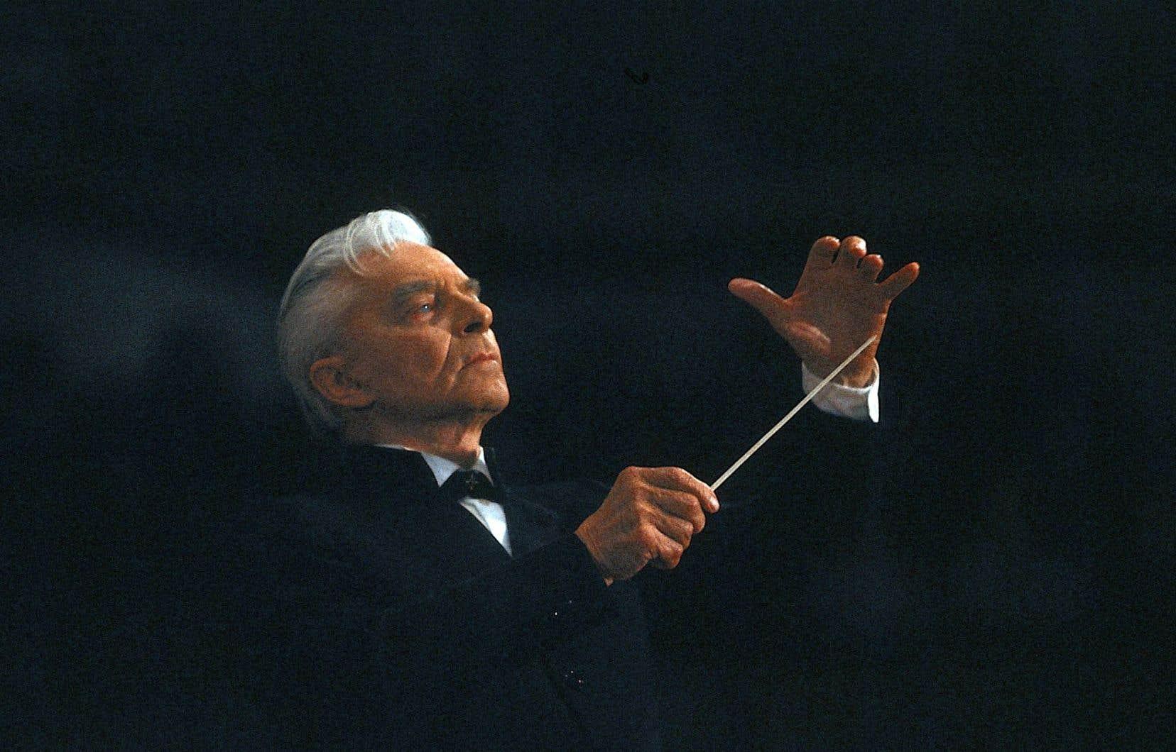 Les années 1980 de Karajan peuvent se résumer à une angoissante course contre la montre.