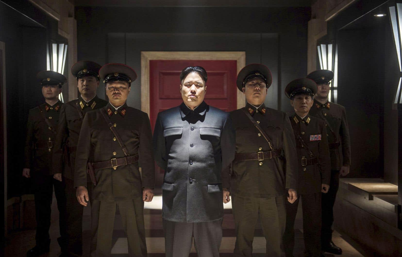 La comédie potache de Seth Rogen met en scène l'assassinat du dictateur Kim Jong-un.