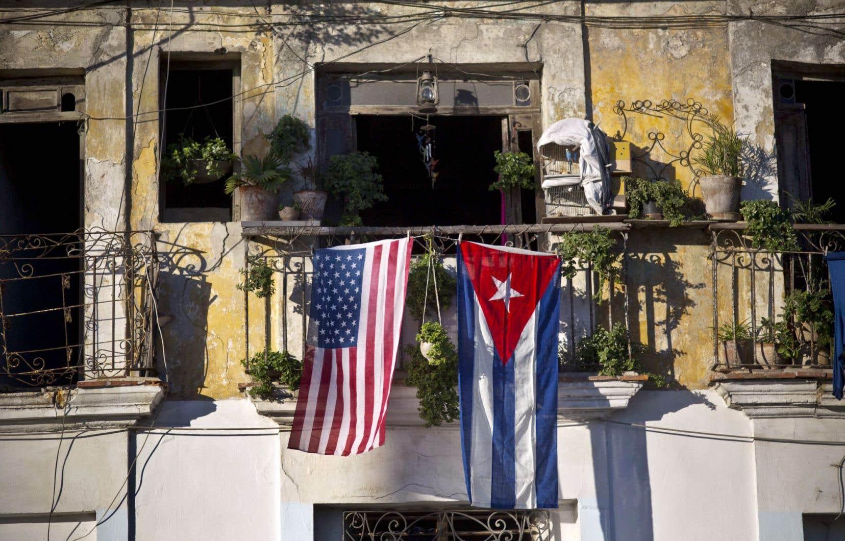 Les Cubains se sont réjouis des changements annoncés.