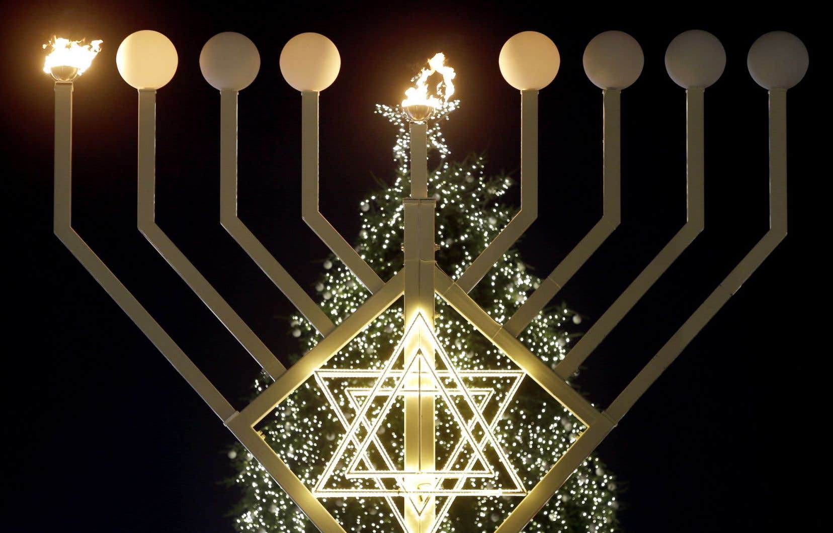 «En ce premier Noël après le rejet de la charte des valeurs, nous devons nous rappeler la dignité de la différence et nous souvenir que la bonne volonté envers les autres est une valeur critique, éthique et religieuse», souligne le rabbin Chaim Steinmetz.