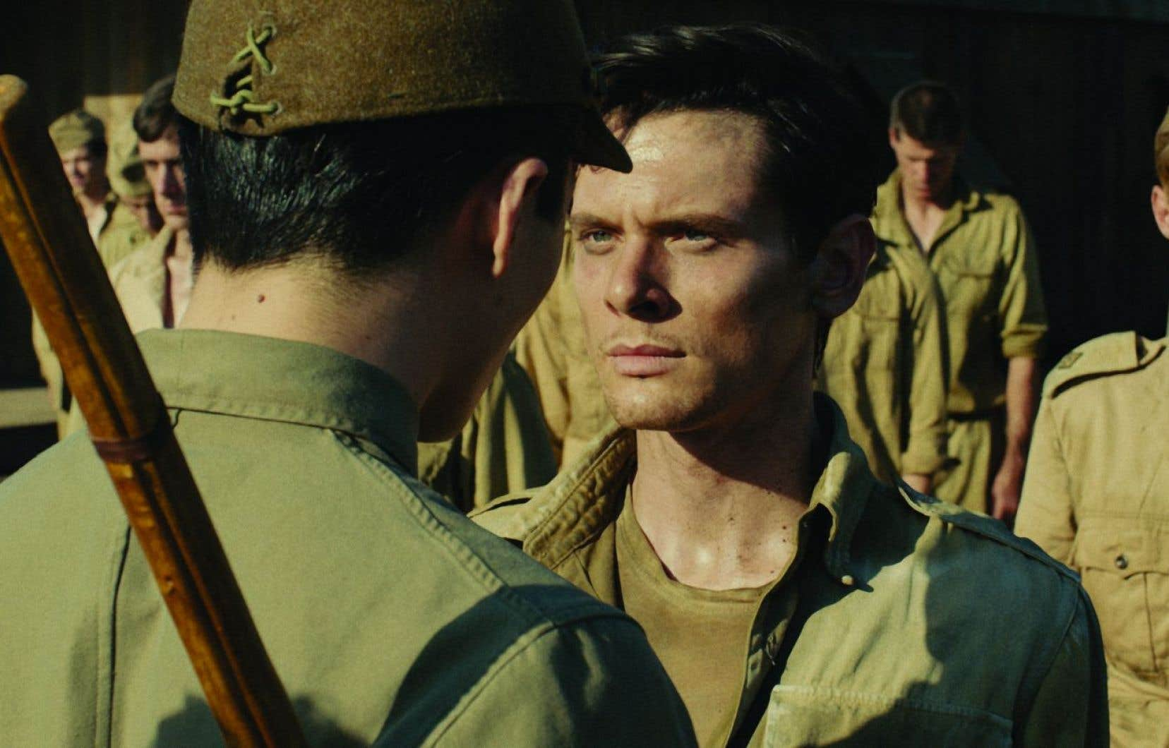 «Unbroken» évoque beaucoup d'autres films, de «Chariots of Fire» à «Merry Christmas Mr. Lawrence».