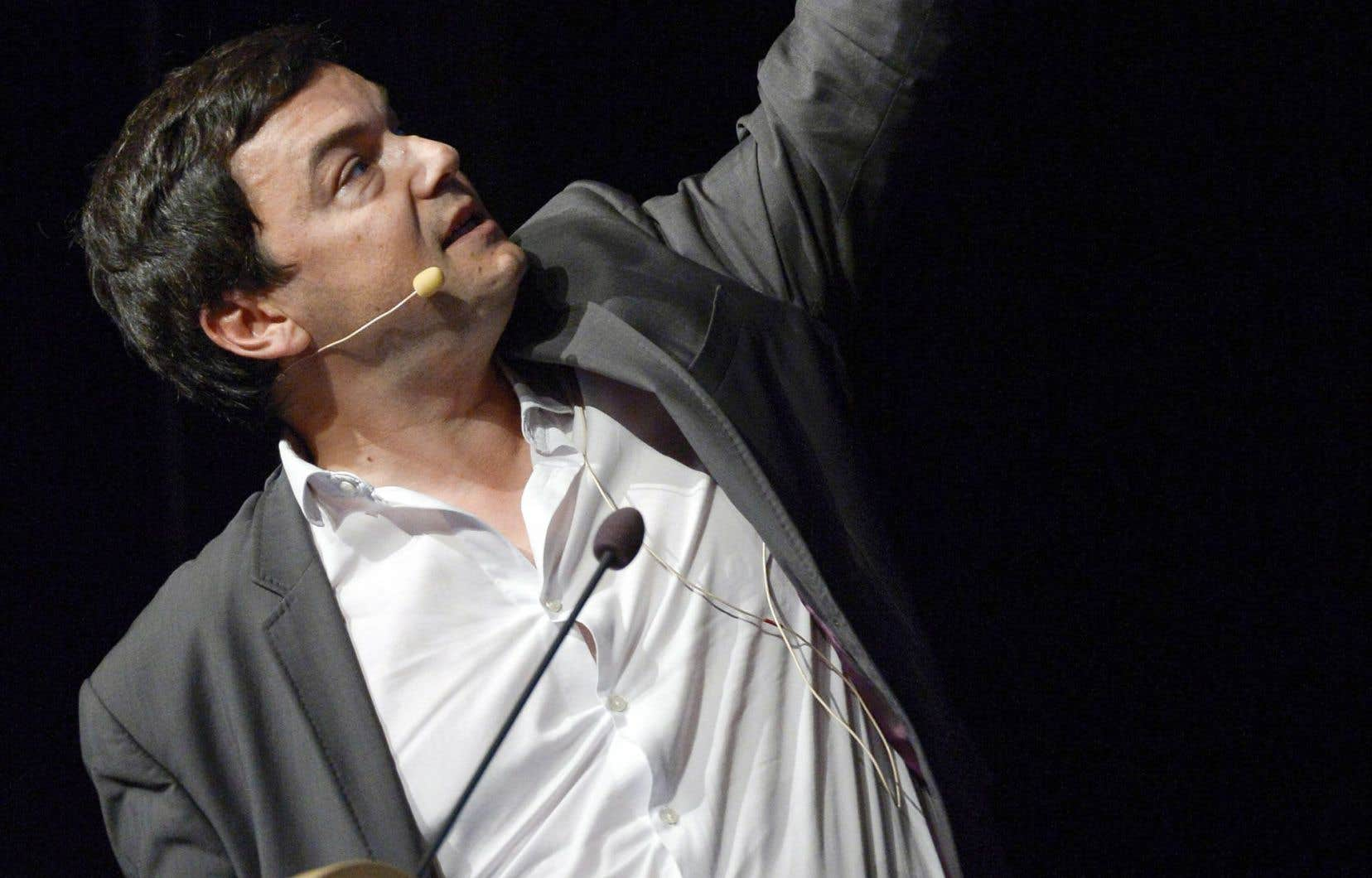 Thomas Piketty ne fuit pas la controverse, loin s'en faut.
