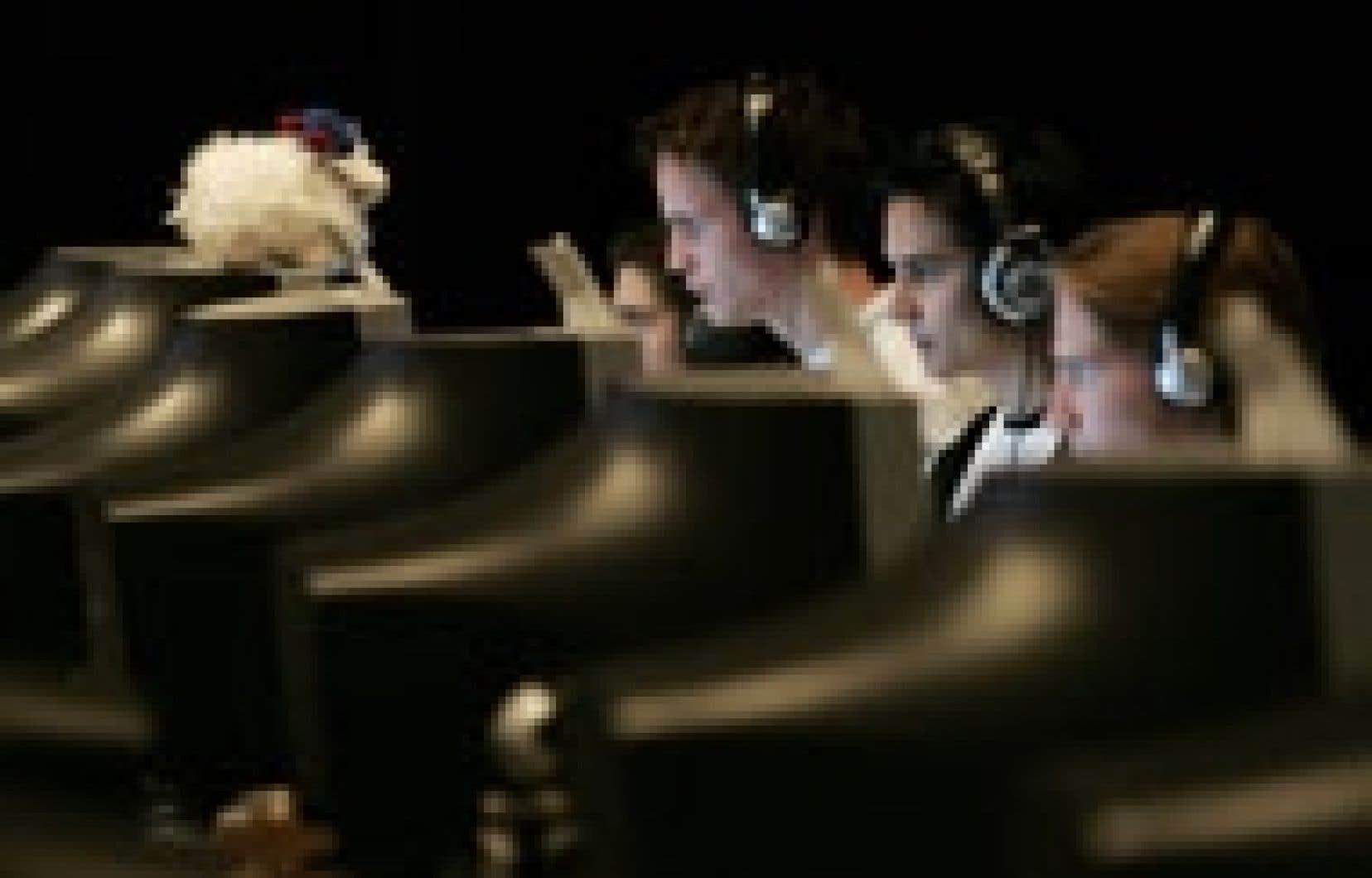 Le Canada se classe aujourd'hui deuxième, derrière la Corée du Sud, au chapitre du taux de pénétration d'Internet.