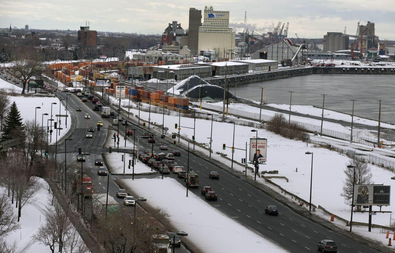 Les dirigeants du Port de Montréal arguent qu'il faudra investir dans les infrastructures maritimes pour donner le ton sur la côte est.