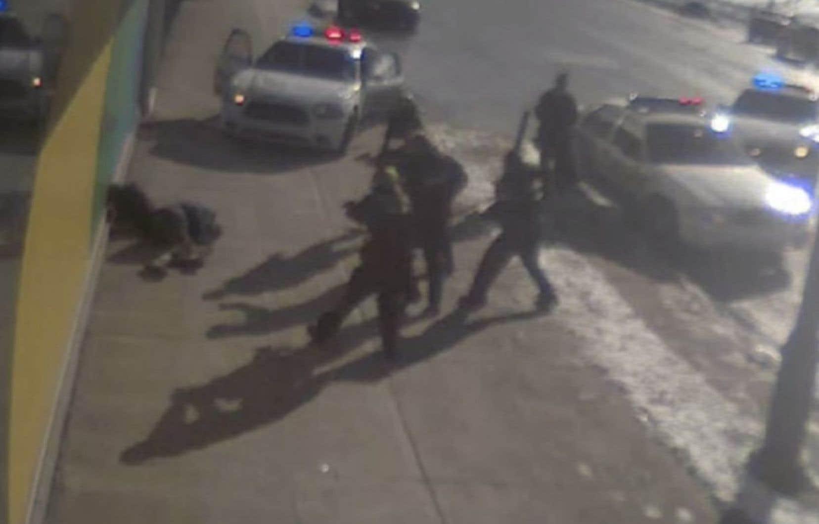 Alain Magloire a été abattu au centre-ville de Montréal le 3 février dernier.