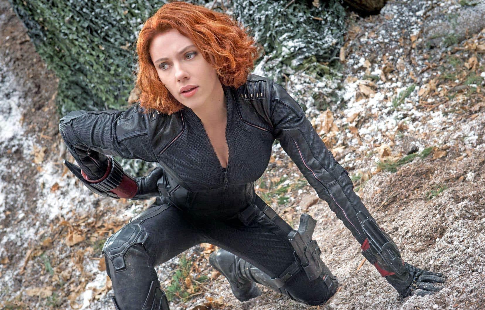 Après sa participation à la franchise des Avengers, la Veuve noire de Scarlett Johansson aura droit à son propre long métrage.