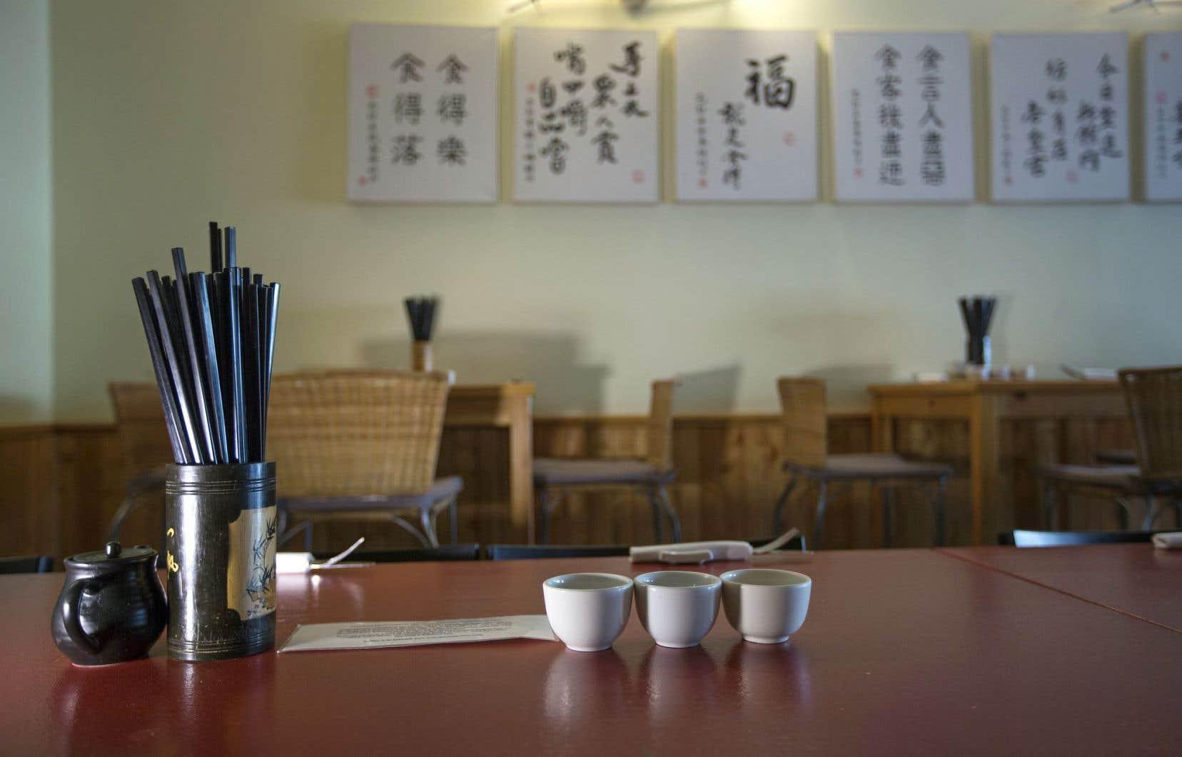 Le restaurant chinois Soy est situé au cœur du Mile-End, dans la section hipstérisée du boulevard Saint-Laurent à Montréal.