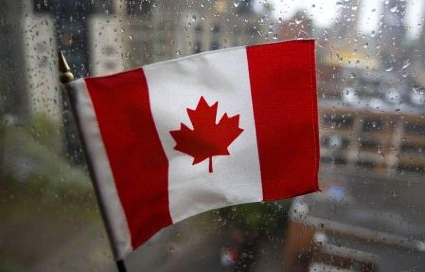 Le drapeau canadien, qui a été adopté sous les auspices du premier ministre libéral Lester B. Pearson, aura 50 ans le 15 février.