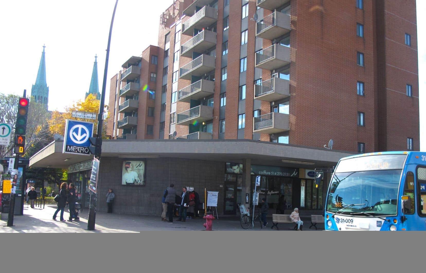 L'un des projets prévoit l'aménagement de la rue Beaubien, entre les rues Saint-Denis et Boyer, en voie piétonne que pourront aussi emprunter les autobus et les vélos.