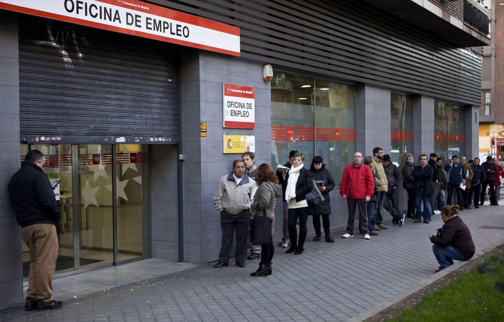 La situation de l'emploi restera difficile dans plusieurs économies avancées, surtout en Europe.