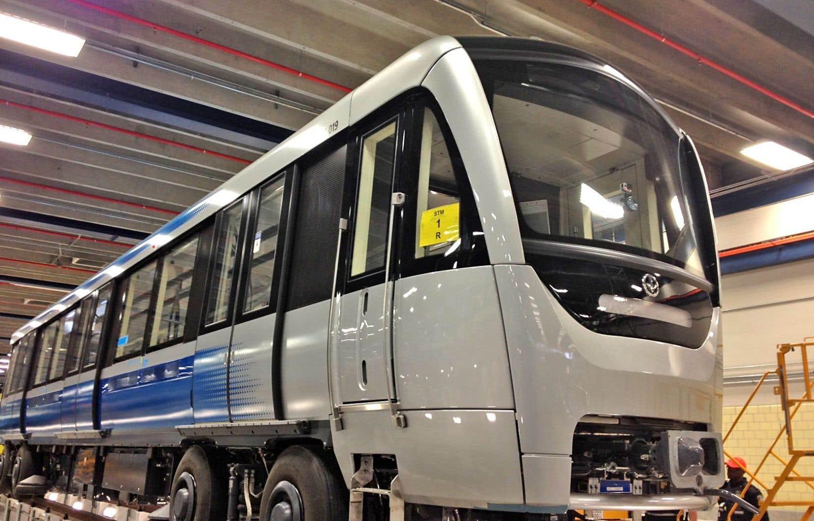 La chaîne de production des voitures Azur sera interrompue d'avril à octobre, ce qui entraînera environ 150 mises à pied temporaires à La Pocatière.