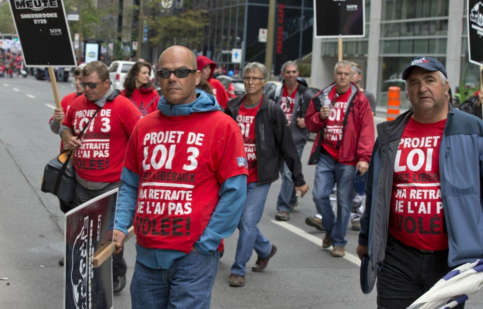 Reste à savoir si l'Association contestera seule la loi sur les régimes de retraite des villes ou si elle s'associera avec d'autres associations ou syndicats.
