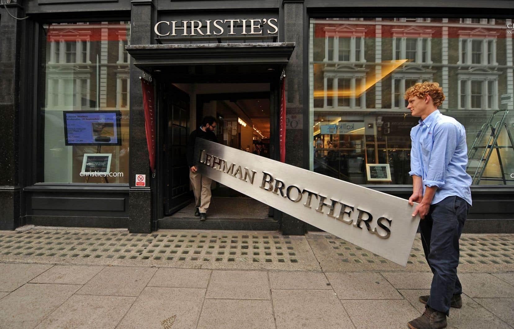 Les gouvernements mettent en place de nouvelles règles pour tenter d'éviter la répétition de la crise financière de 2008. Mais si, malgré cela, une nouvelle crise éclatait, les mesures adoptées ne seraient d'aucune utilité, explique la politologue Cornelia Woll.