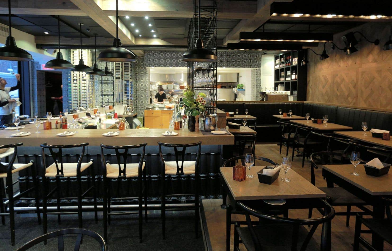 Au Mesón, rue Villeray à Montréal, on pioche dans le répertoire solide de la cuisine espagnole.