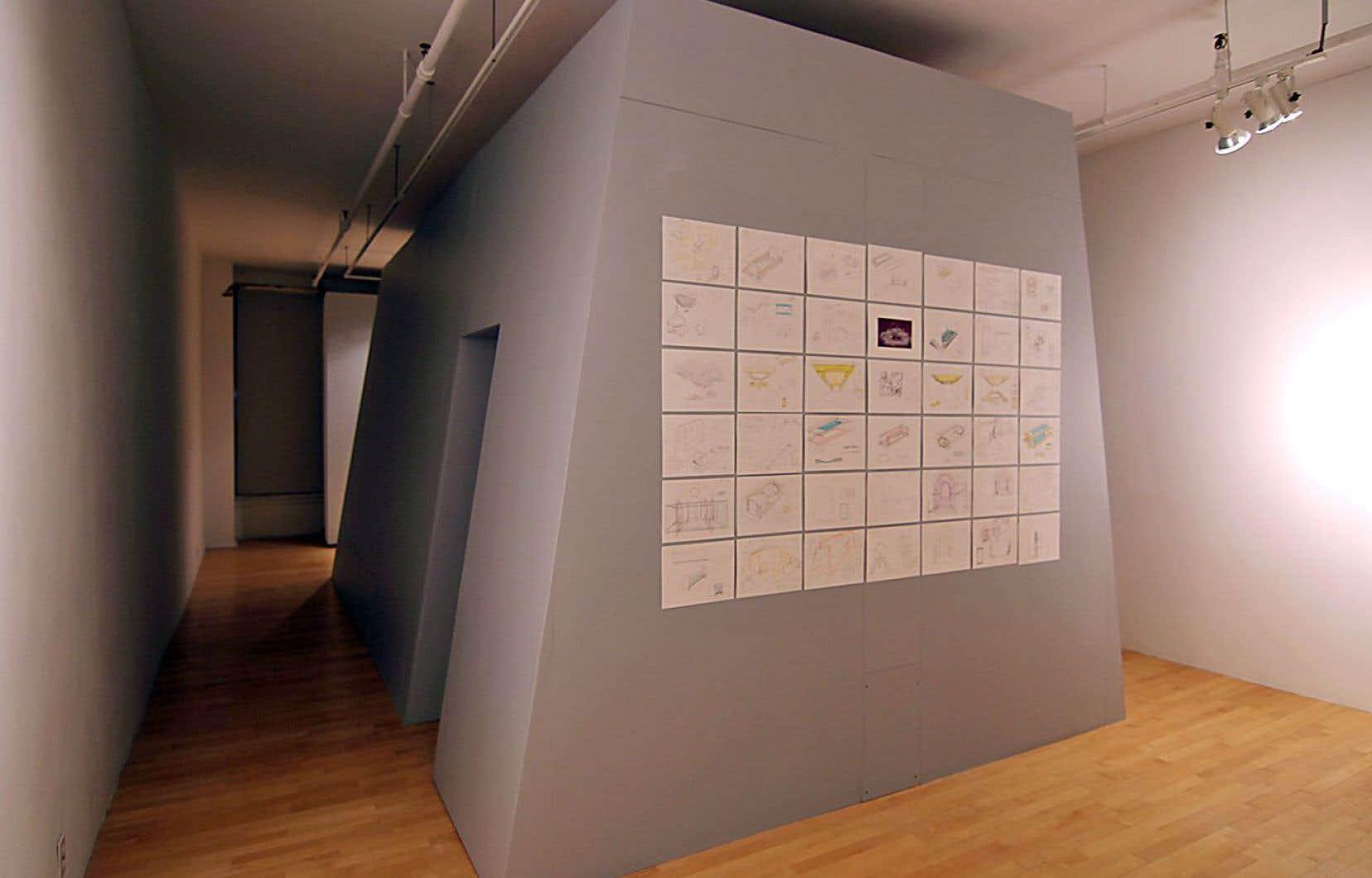 Après avoir été exposée à l'édifice Belgo, l'installation de Stéphane Gilot sera présentée à Cuba.