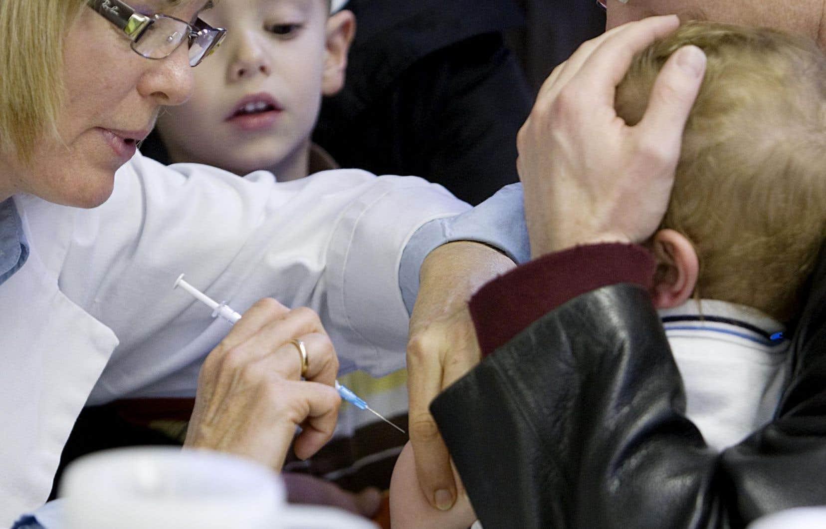 Les études liant les vaccins contre la rougeole, les oreillons et la rubéole à l'autisme à la fin des années 1990 ont été réfutées depuis ce temps.