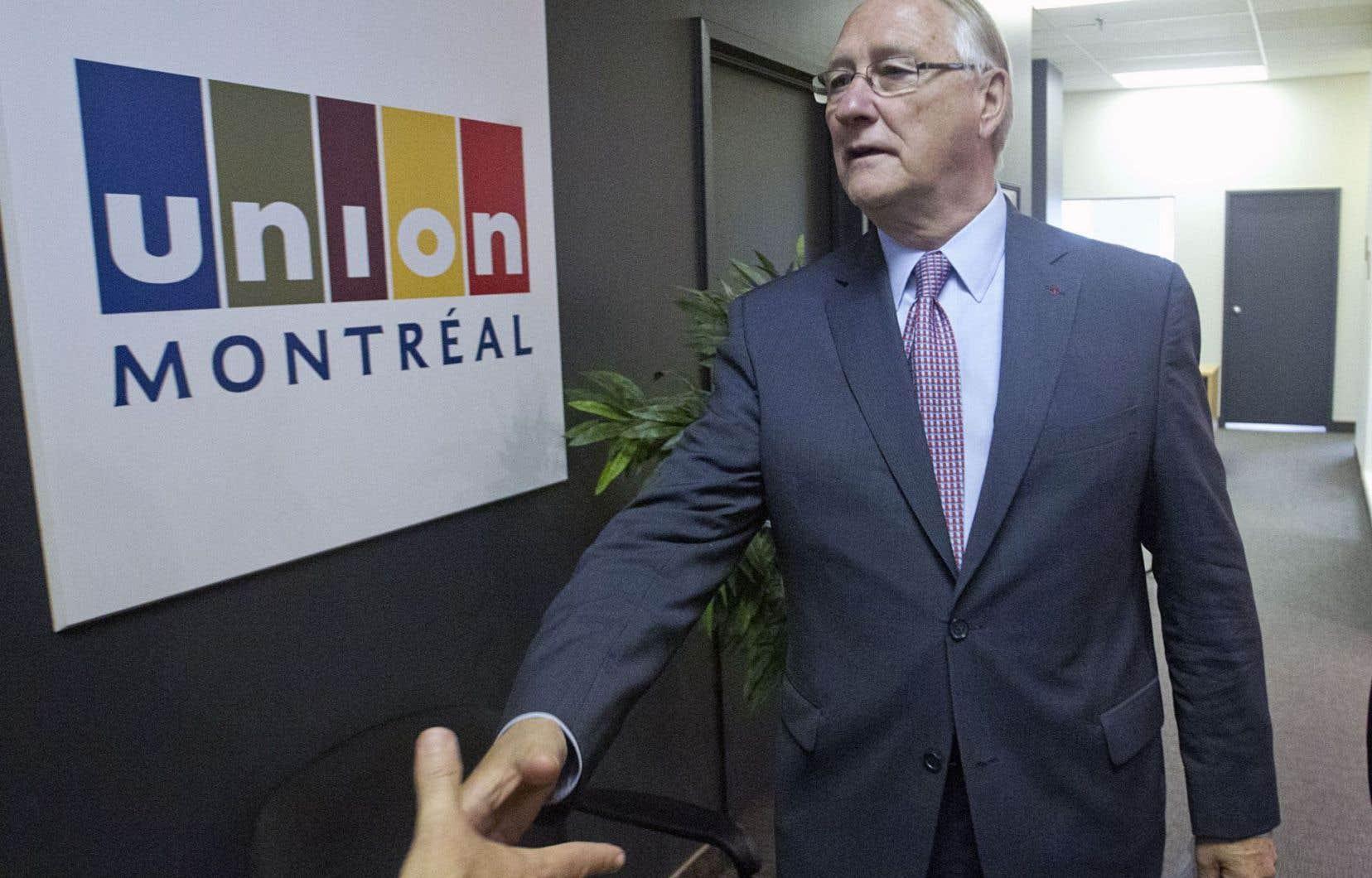 La juge de la Cour supérieure casse la décision du DGEQ et lui ordonne de réinscrire Union Montréal au registre des partis autorisés de la ville de Montréal.