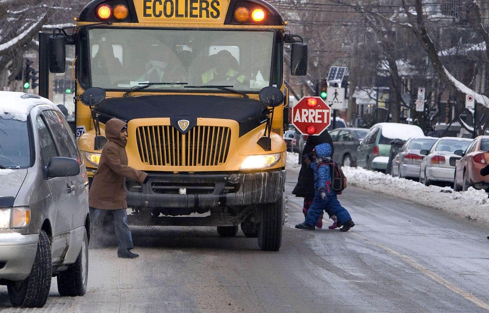 Ce que l'on craint le plus, c'est que des enfants soient laissés à eux-mêmes en dehors des cours.
