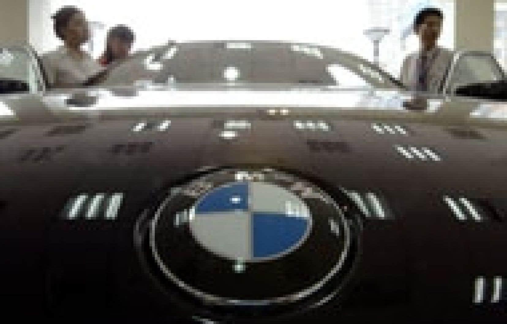 La baisse s'explique en grande partie par de mauvaises ventes de voitures (-4,4 %).