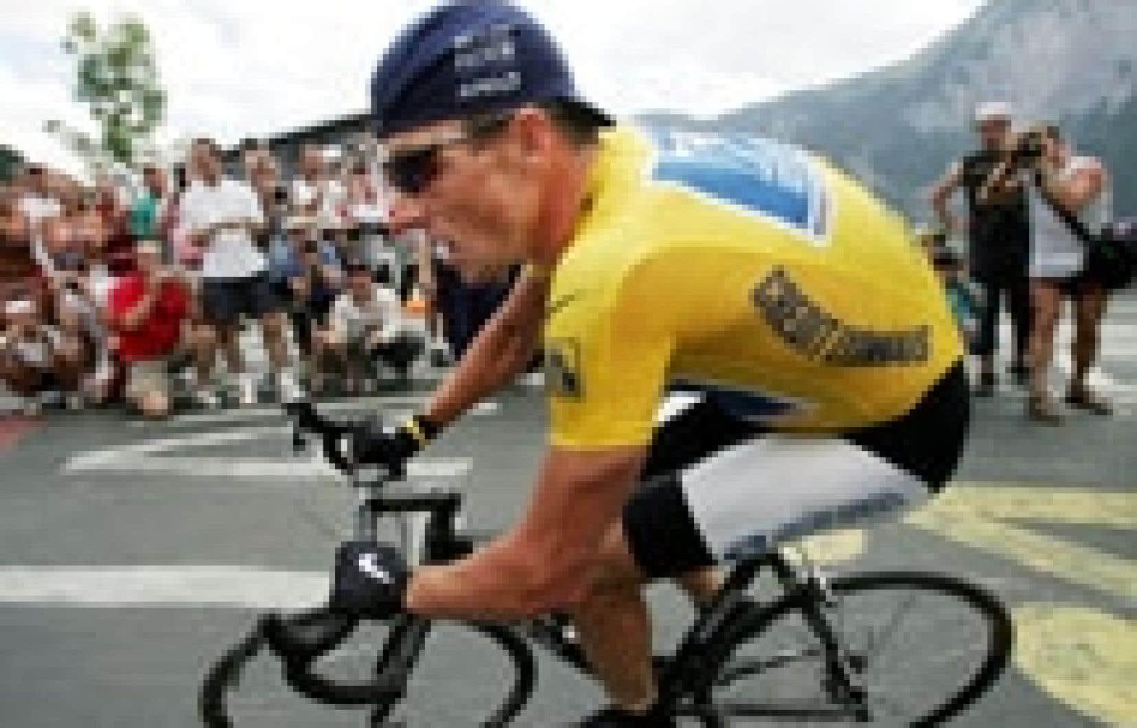 Lance Armstrong refuse encore d'envisager, du moins en public, un sixième titre et pourtant...