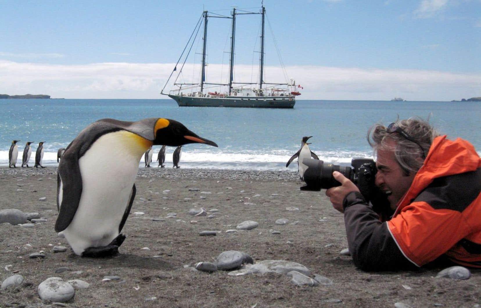 Le voilier océanographique «Sedna IV» est une plateforme scientifique pour les chercheurs du Québec et des quatre coins du globe.