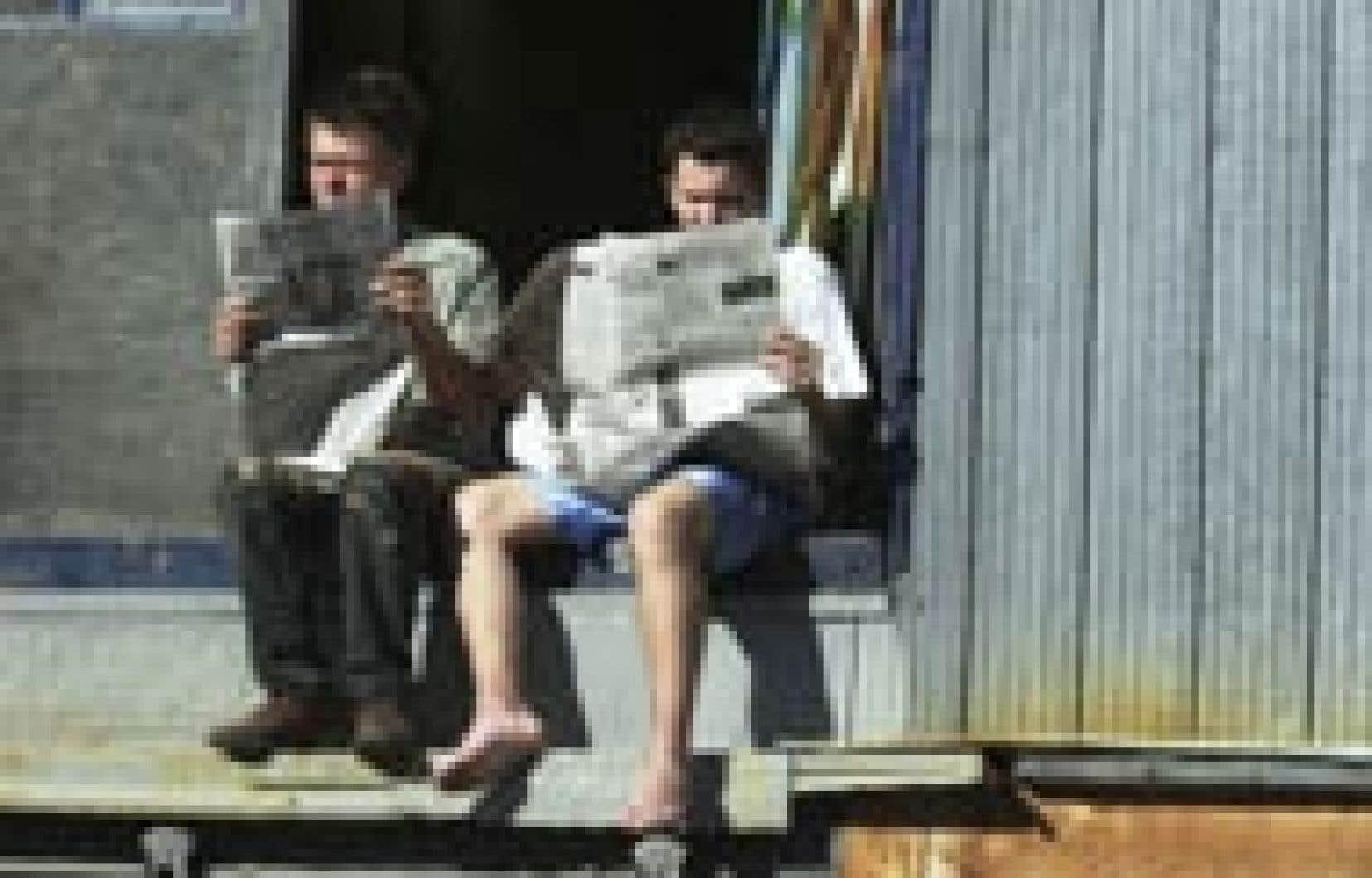 Les libéraux comptent marquer des points dans l'est du pays en améliorant les conditions des chômeurs saisonniers.