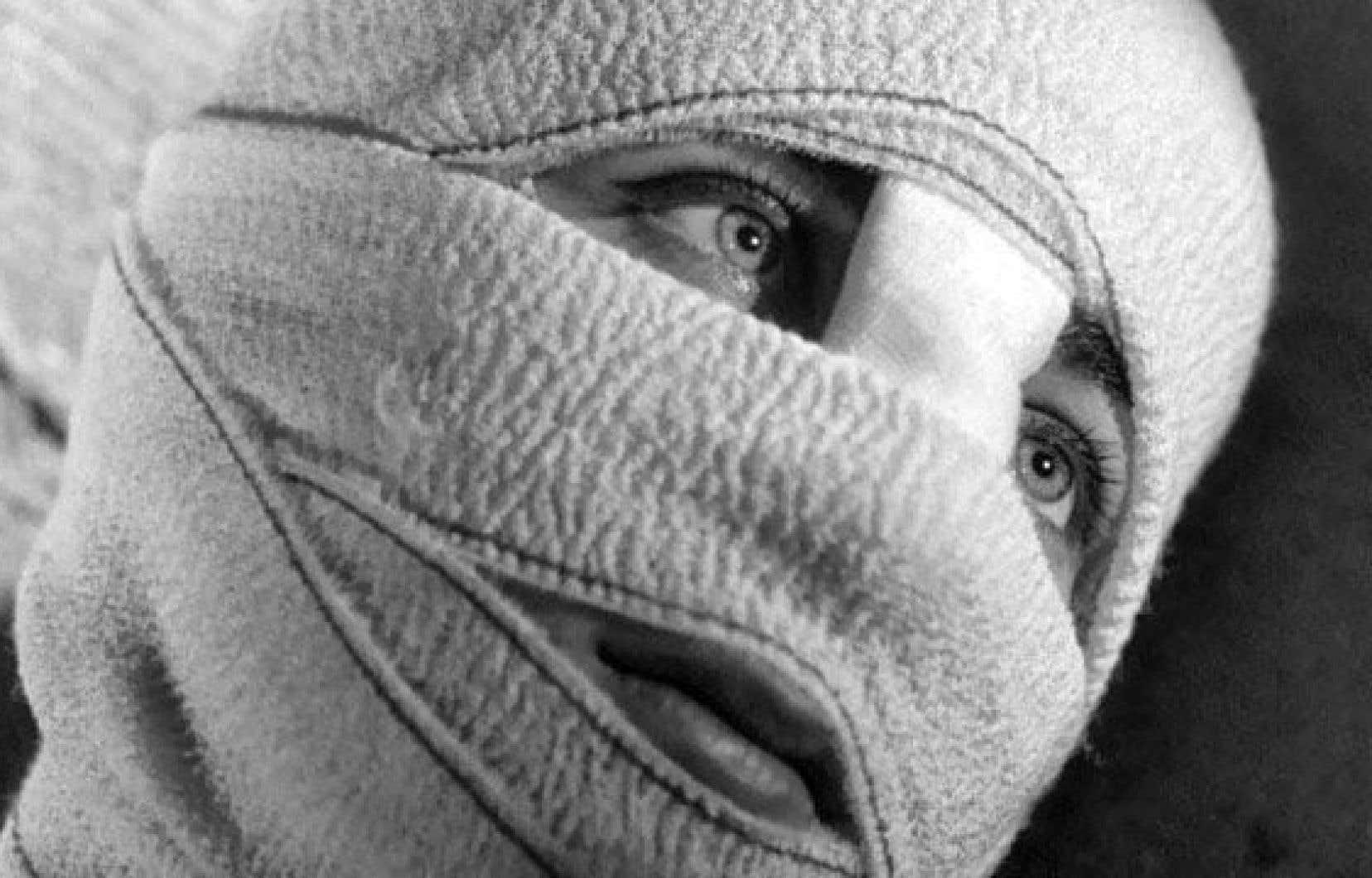 Une image tirée du film de Georges Franju Les yeux sans visage, 1960
