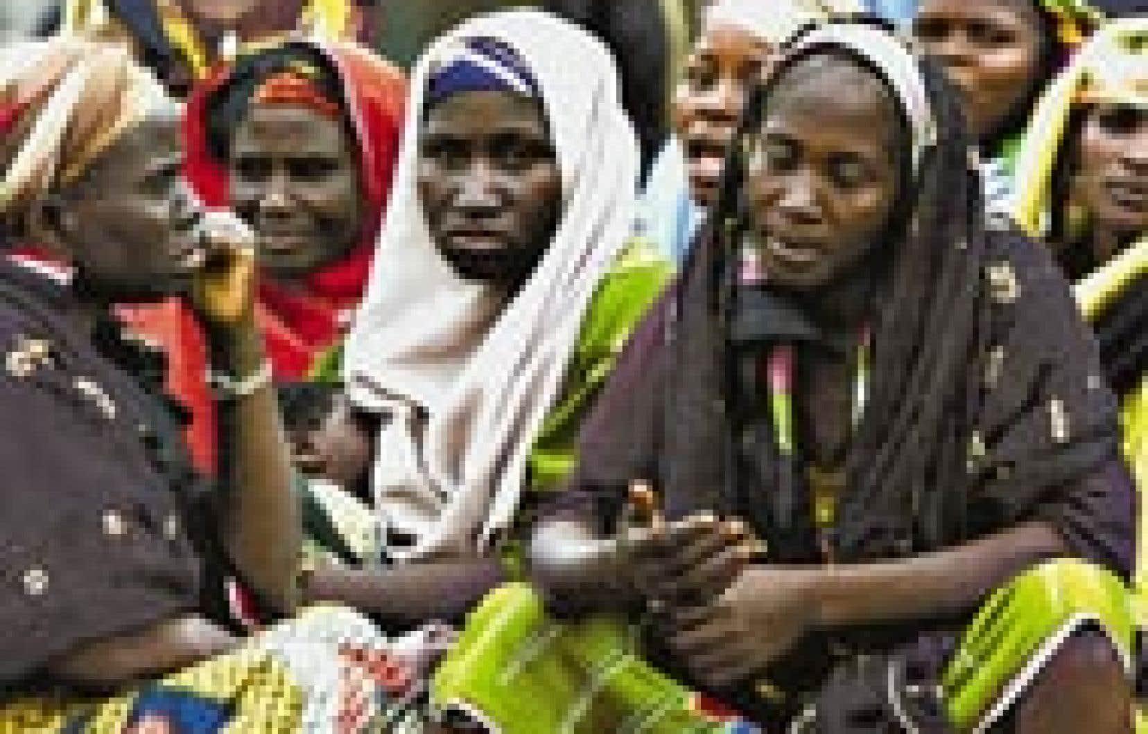 Les veuves de Yelwa.