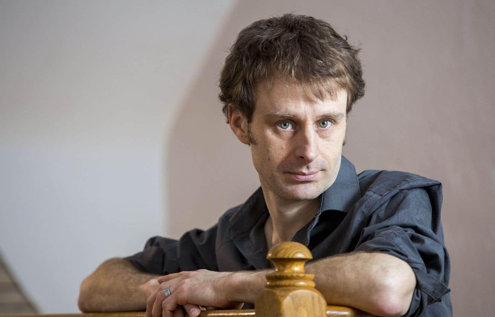 Nicolas Dickner