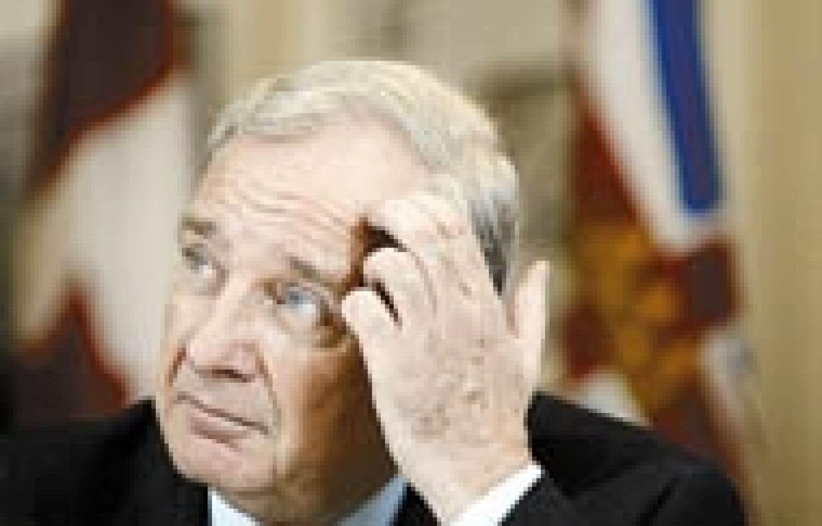Paul Martin a adopté une stratégie à laquelle les Canadiens adhèrent pour gérer la crise des commandites.