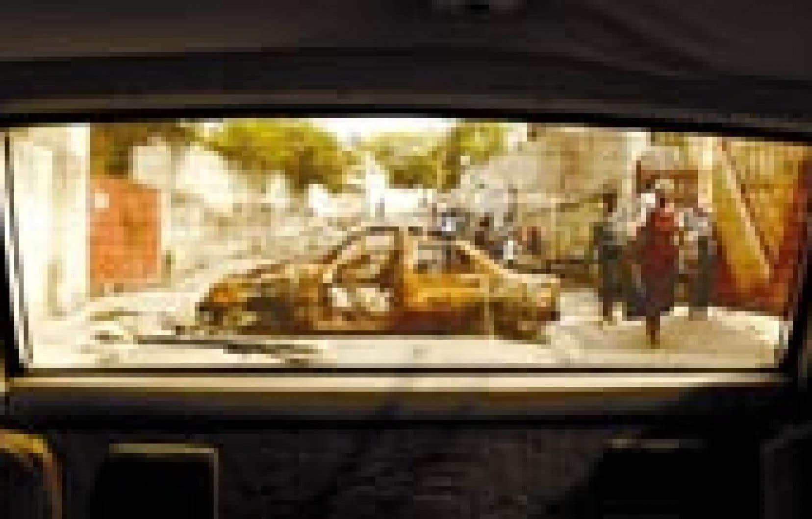 Les partisans armés du président haïtien ont érigé des barricades aux entrées de Port-au-Prince pour protéger la capitale d'une attaque des insurgés.