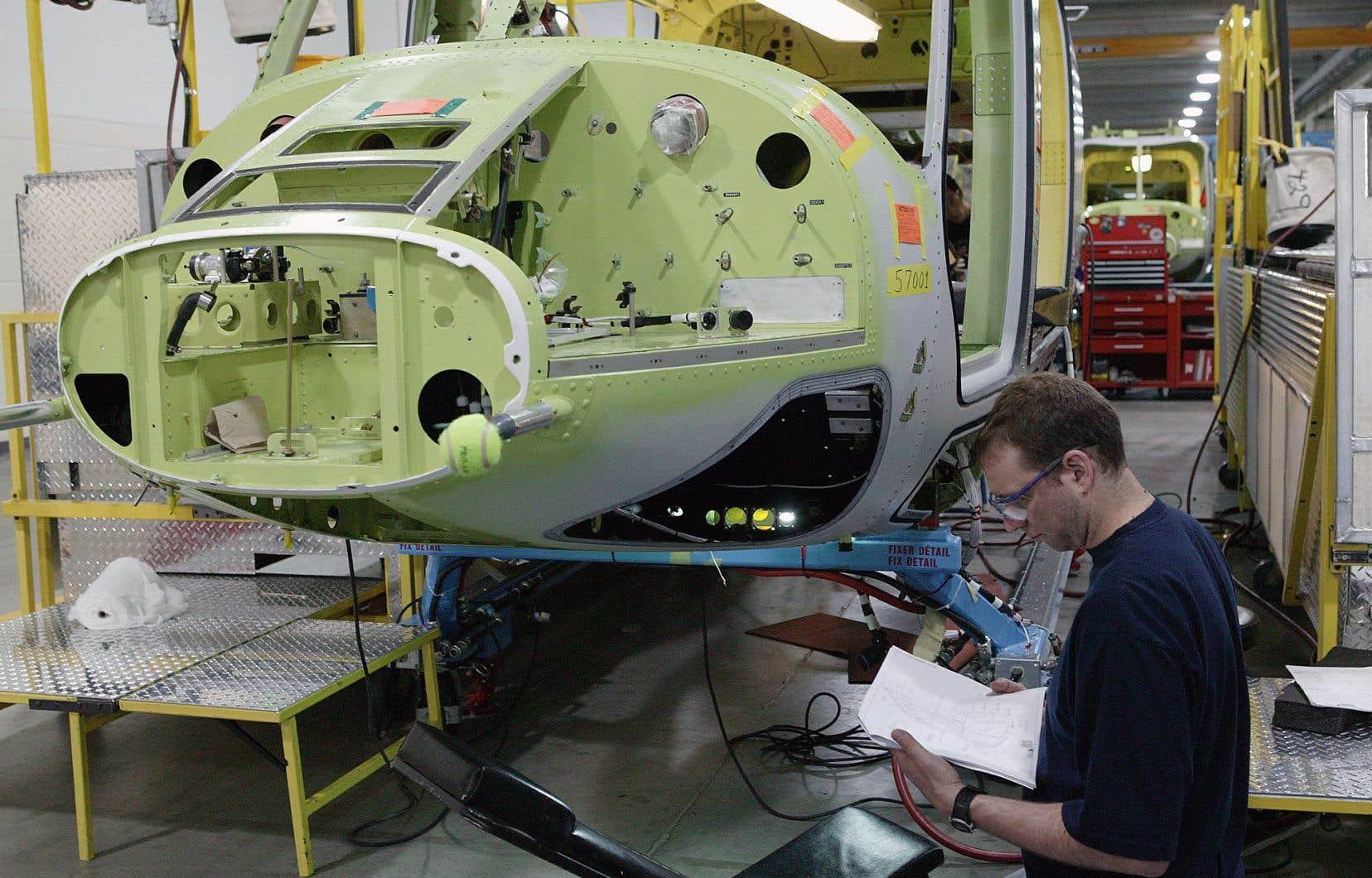 Le secteur québécois compte environ 44 000 travailleurs et génère un chiffre d'affaires de 12 milliards.