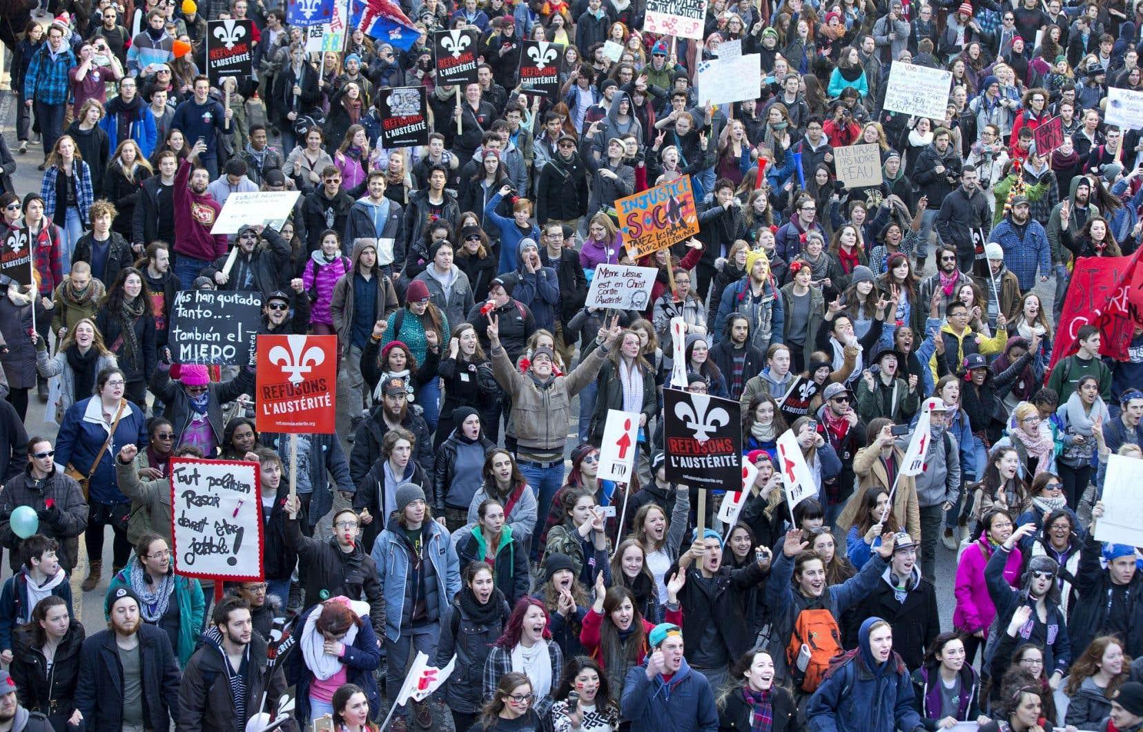 Aidée par la météo clémente en après-midi, la manifestation s'est déroulée dans la bonne humeur générale.