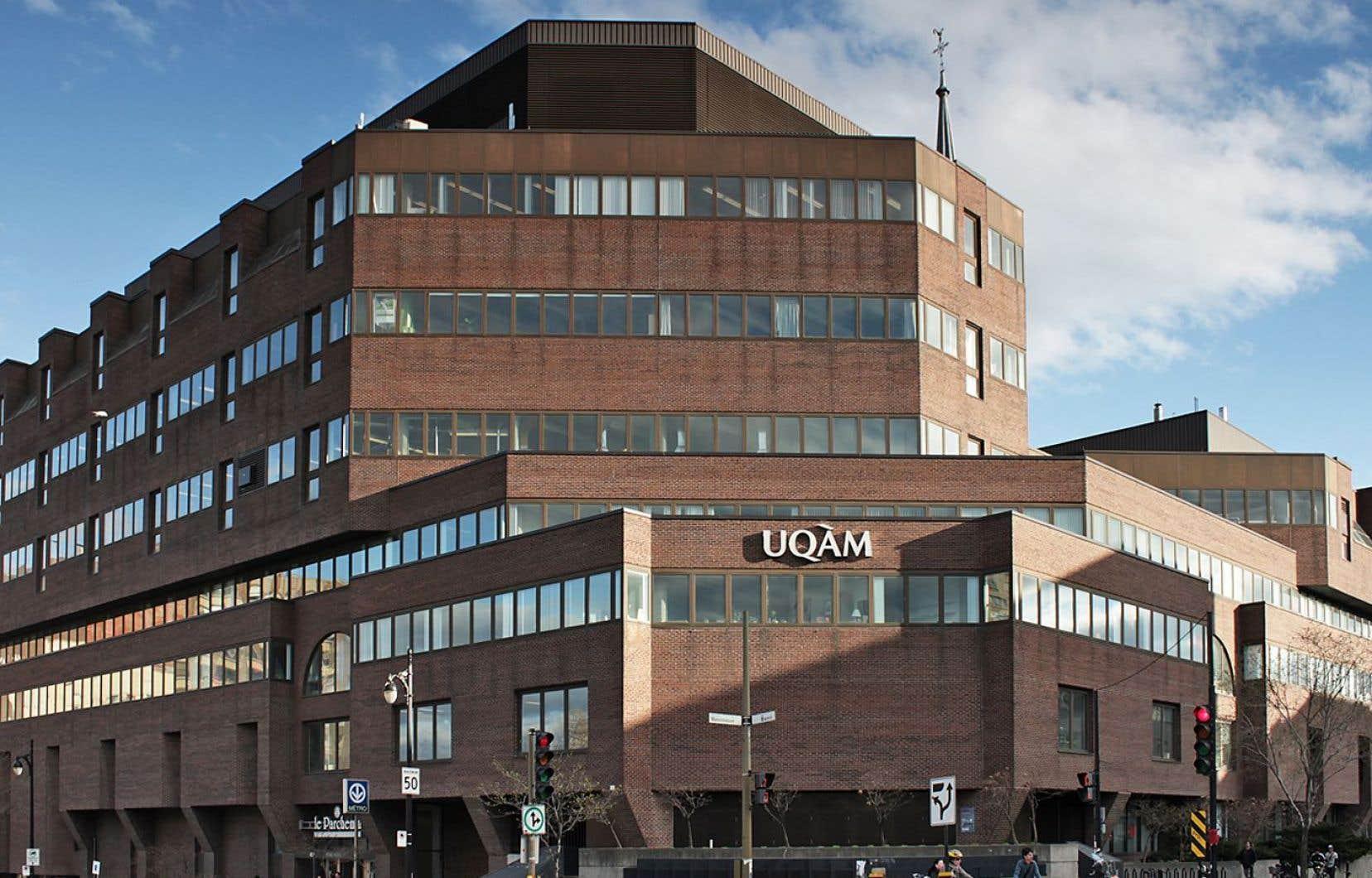 Mercredi, le juge Robert Mongeon a accordé à l'UQAM une injonction provisoire de dix jours.
