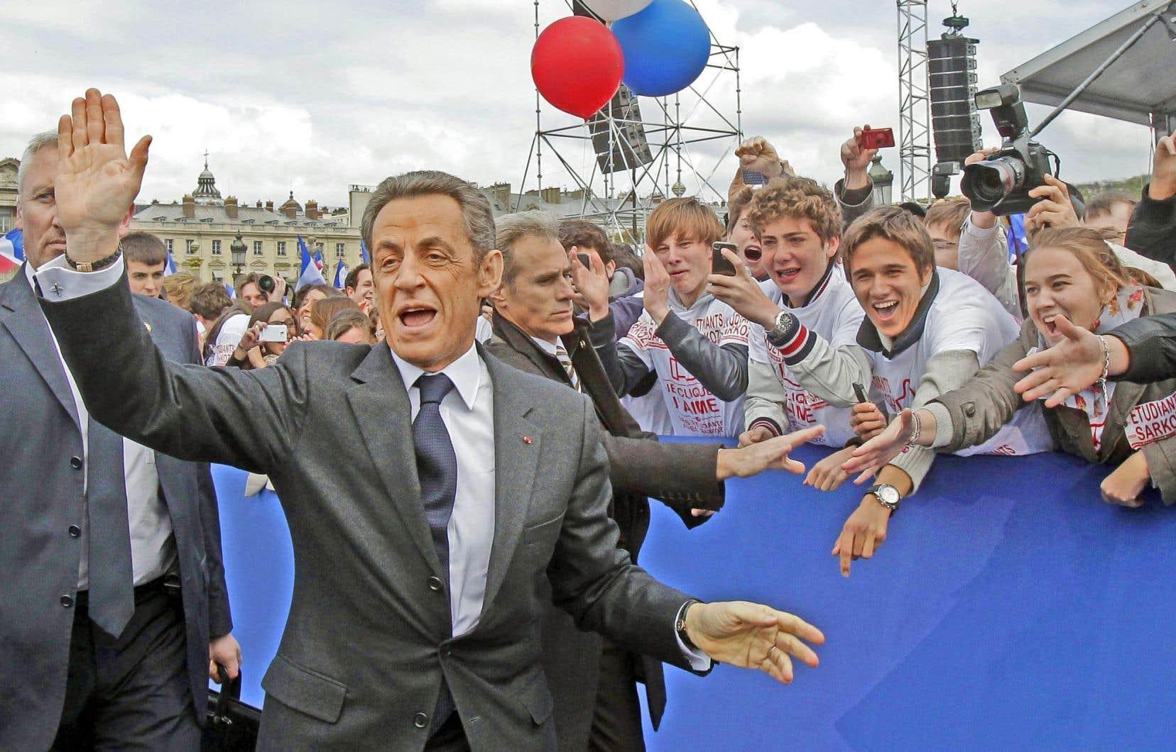 L'affaire Bygmalion remonte à la présidentielle française de 2012.
