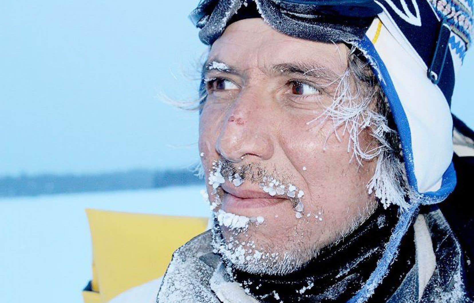 Le chirurgien Stanley Vollant a entamé en 2010 le «chemin innu», sorte de Compostelle autochtone.