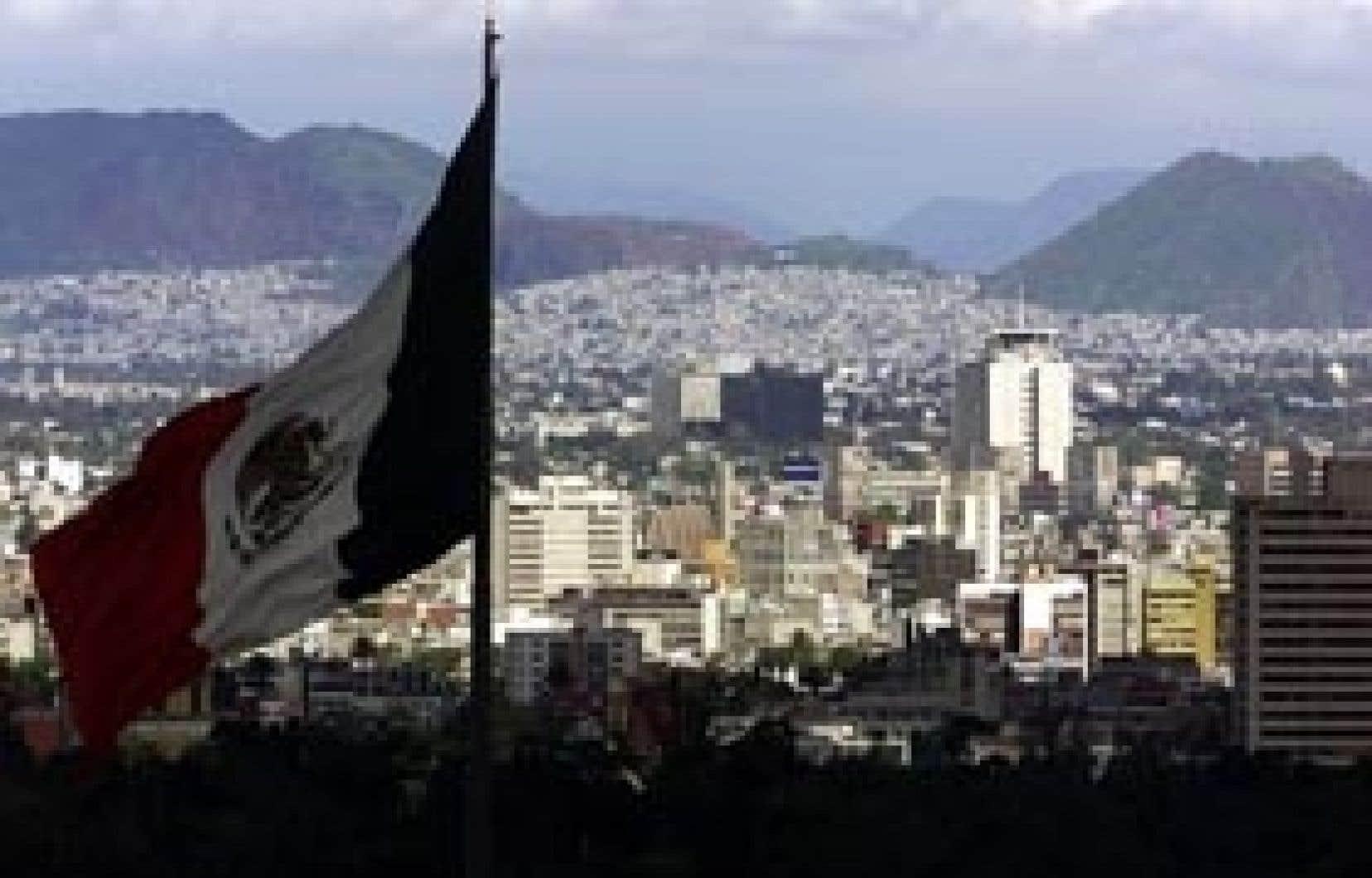 Quelque cinq millions d'habitants de Mexico ont passé la fin de semaine de Pâques sans eau ou avec des quantités très réduites.