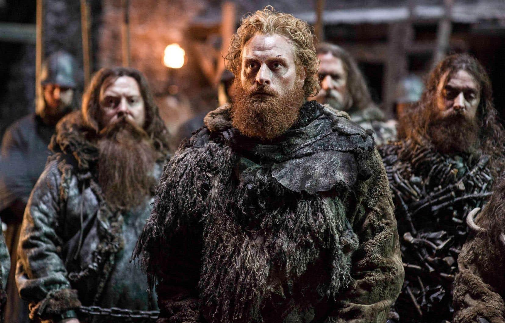L'épopée sanguinolente de «Game of Thrones» multiplie éviscérations et massacres avec plus de 456 morts recensés en quatre saisons au petit écran.
