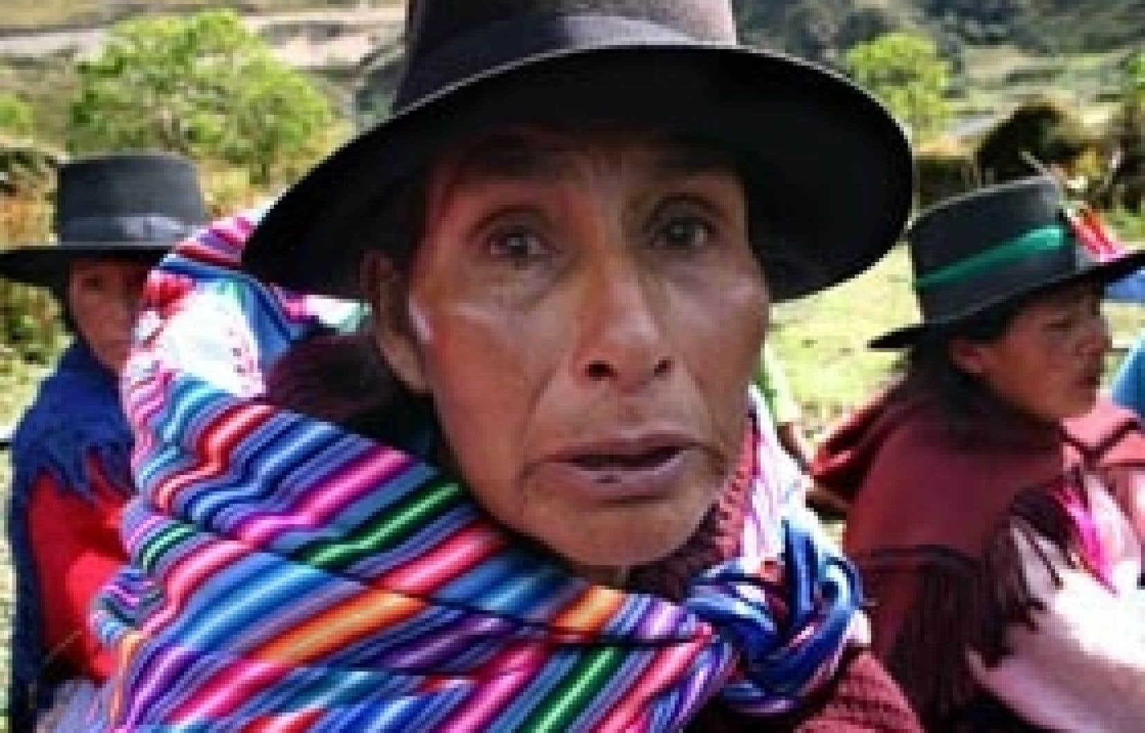 Le conflit impliquant la guérilla maoïste a fait 70 000 morts au Pérou entre 1980 et 2000.