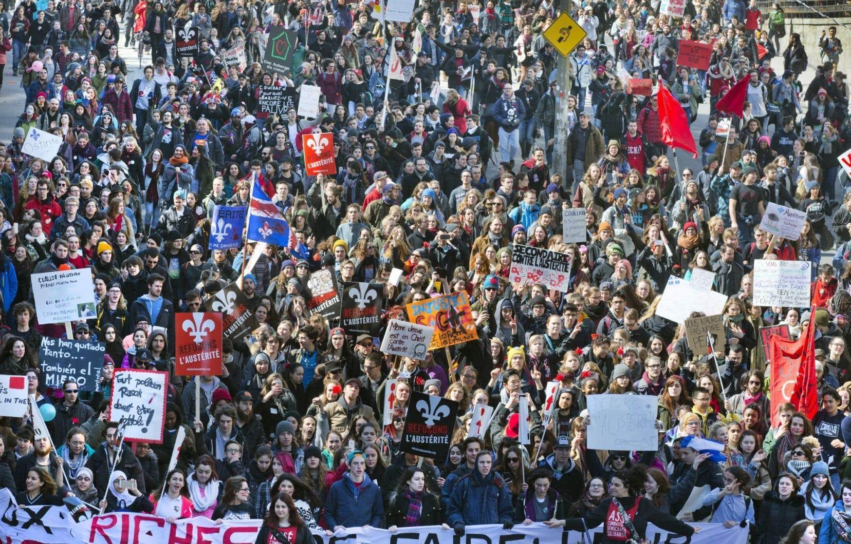 À défaut d'une entente, les syndiqués des secteurs public et parapublic seront appelés, durant la deuxième moitié du mois de septembre, à donner un mandat de grève au Front commun.