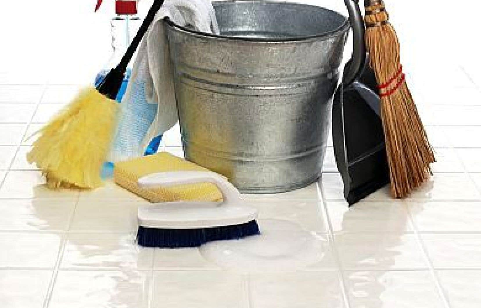 Les produits de nettoyage aussi s'annoncent de plus en plus comme étant «doux pour l'environnement». Mais est-ce vraiment le cas?