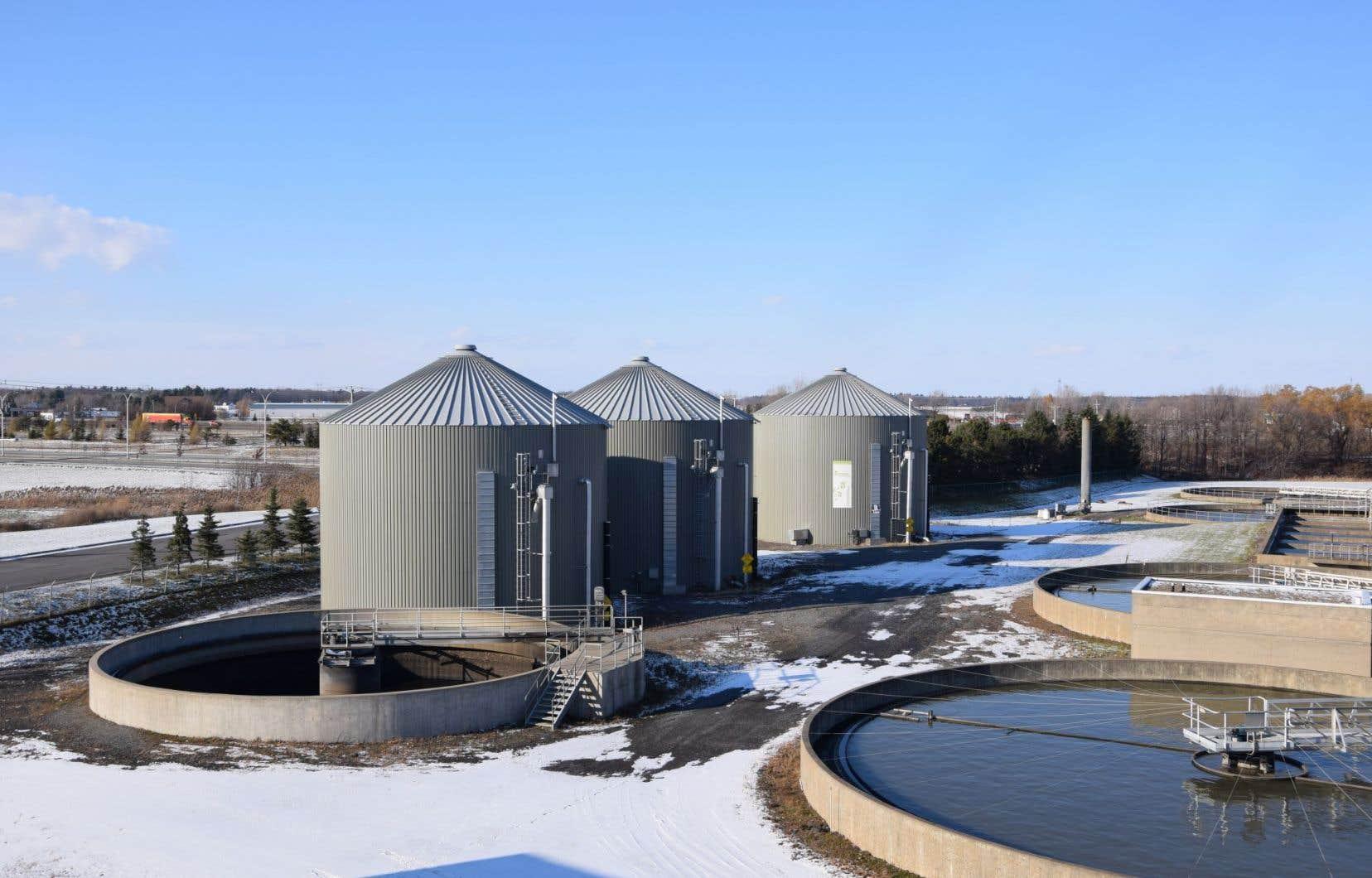 En se dotant de biodigesteurs, la municipalité de Saint-Hyacinthe s'est lancée en 2010 dans une opération qui pourrait lui permettre d'engranger des profits.