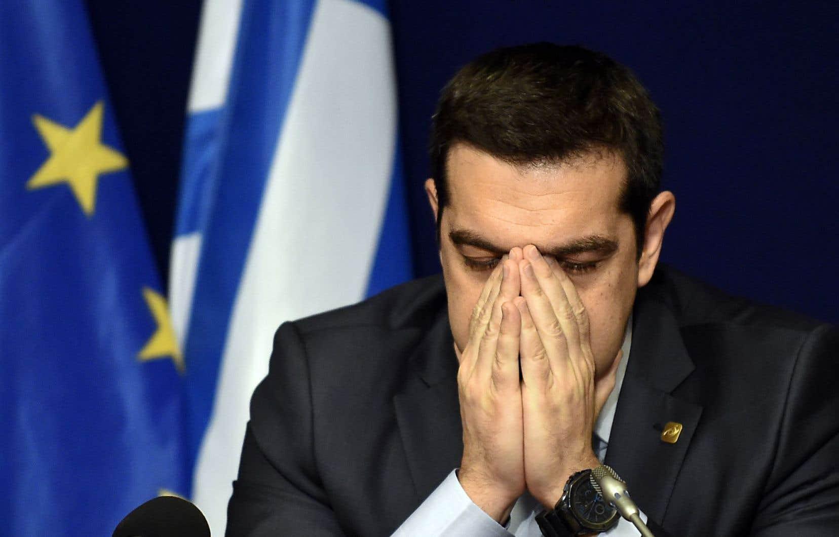 Le gouvernement d'Alexis Tsipras a provoqué l'ire des municipalités, ce qui constitue pour lui un risque politique important.