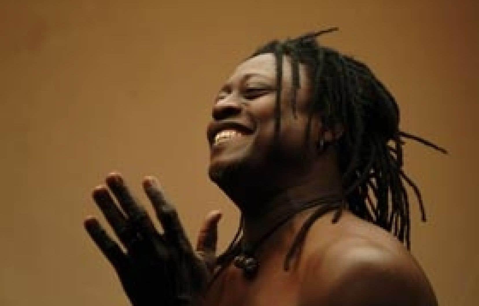 L'artiste malien Habib Koité