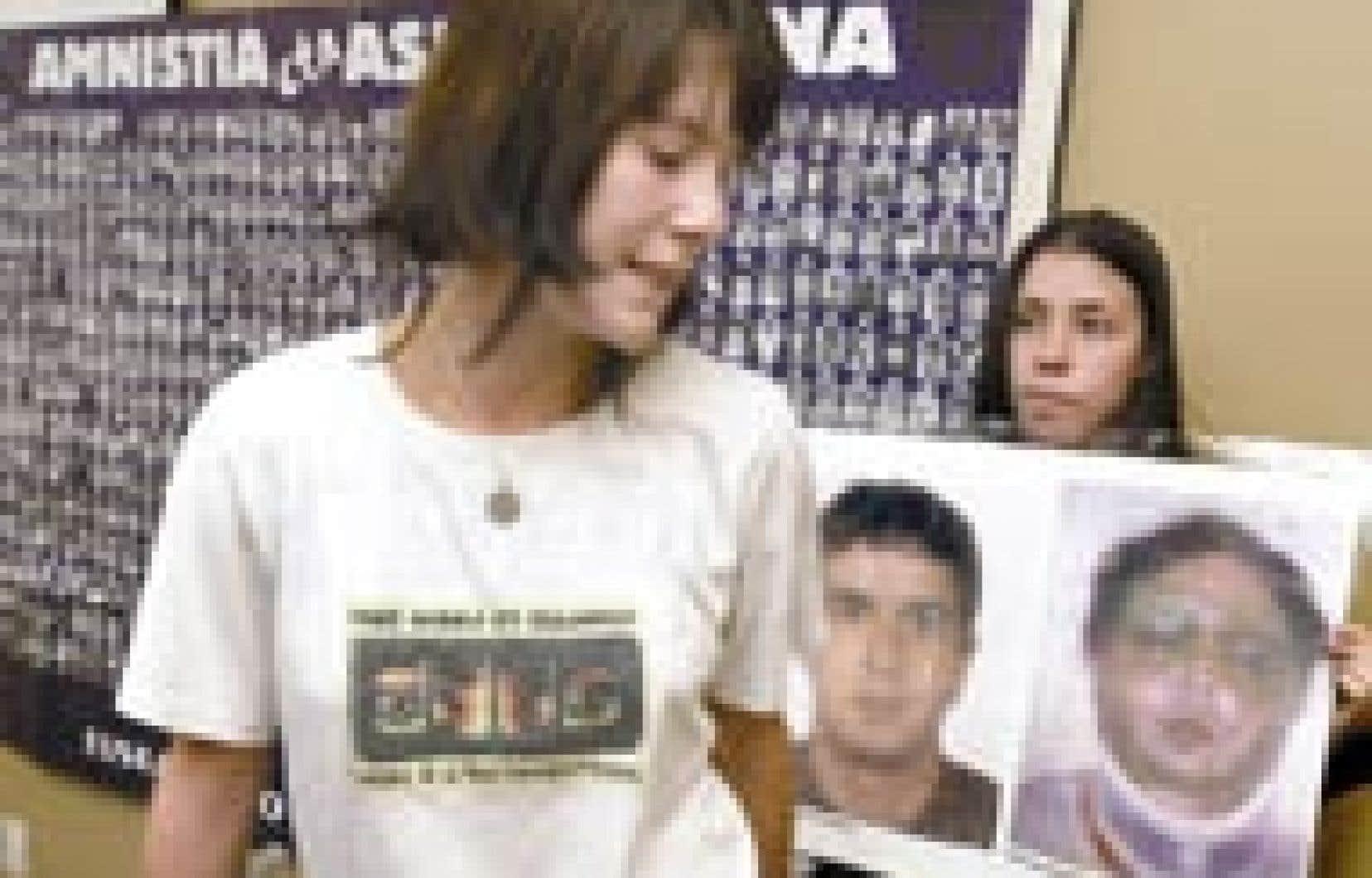 Véronique Gauthier, conjointe de Gorka Perea Salazar, est outrée de la décision du Canada d'extrader les deux militants basques.