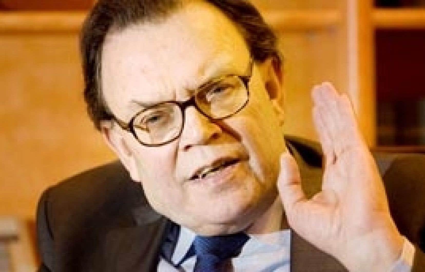 Tom Hartley, maire de Belfast