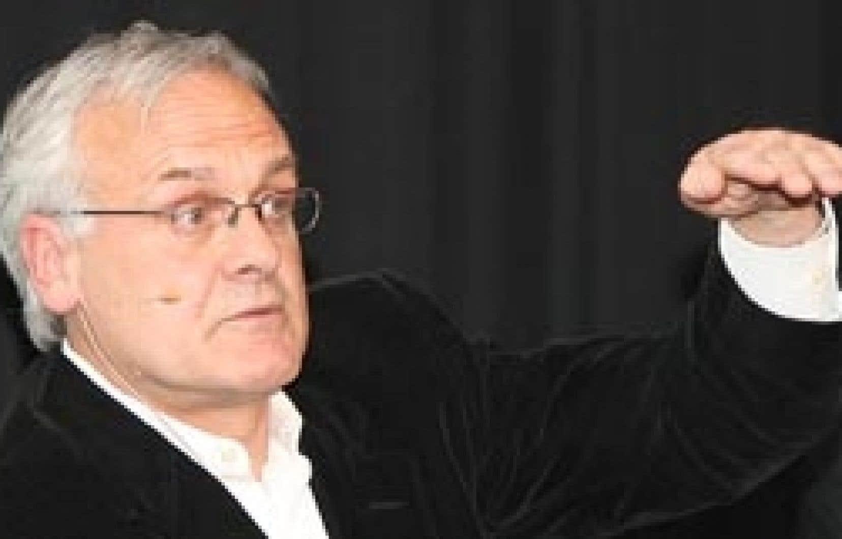 Le directeur général de Téléfilm, Wayne Clarkson, a indiqué au Devoir ne pas avoir de crainte quant à la possibilité que Téléfilm finance des projets qui ne viseront pas nécessairement un large public.