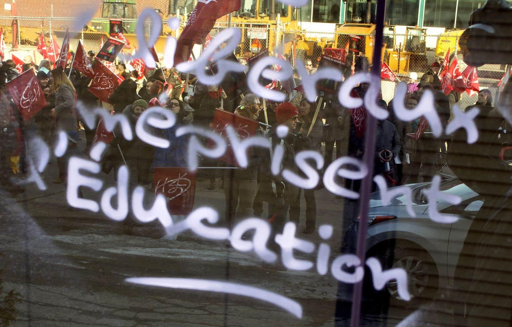Une culture de l'autoritarisme bureaucratique s'est installée au ministère de l'Éducation et de l'Enseignement supérieur — comme au ministère de la Santé.